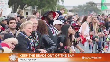 Keep Beads out of the Bay