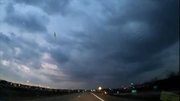 Storms erupt across Michigan