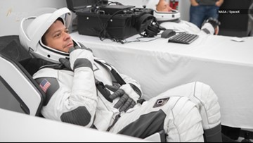 See NASA Astronauts Test Out SpaceX's Sleek New Spacesuits
