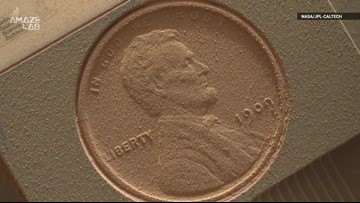 Why A Penny On Mars Gives Us Hope That NASA's Opportunity Rover Will Come Back From The Dead
