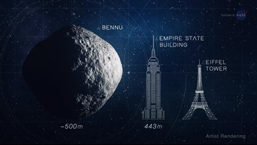 Watch Live as NASA's OSIRIS-REx Spacecraft Arrives at Asteroid Bennu
