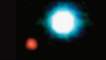 The is the First Exoplanet to Ever Be Directly Imaged