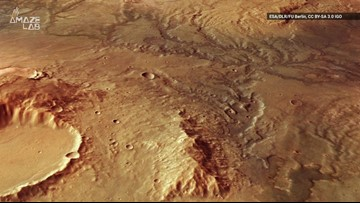 Guess What? More Evidence That Water Once Flowed On Ancient Mars