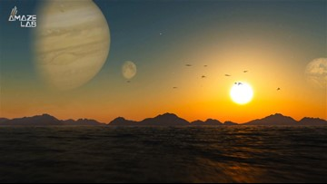 Turns Out Young Stars May Be Ripping the Atmospheres of Earth-Like Planets Apart