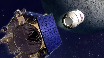NASA Once Crashed 'Garbage' into the Moon for Science