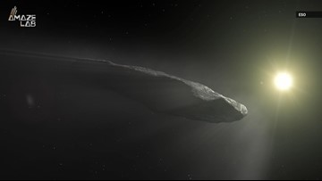 Scientists Couldn't Find Any Alien Signals Coming from Oumuamua