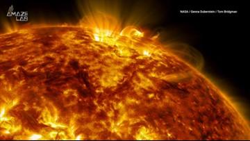 150,000 UK-Sized Plasma Swirls Discovered on the Sun
