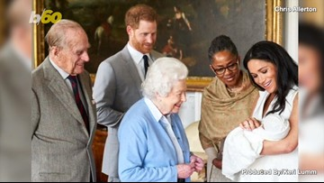 Grandma's Home Already? Meghan Markle's Mom Returns to the U.S.
