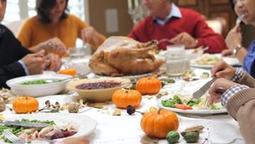 TSA Warns, 'Don't Bring These Holiday Foods On Board'