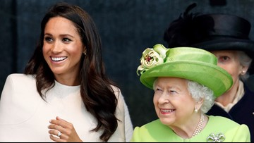 Meghan Markle Had Her Own 'Princess Diaries' Moment