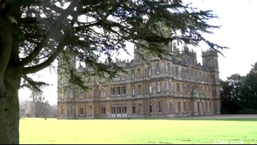Stay at the Downton Abbey Estate on AirBnB