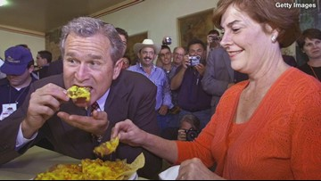 Presidents and Their Favorite Foods