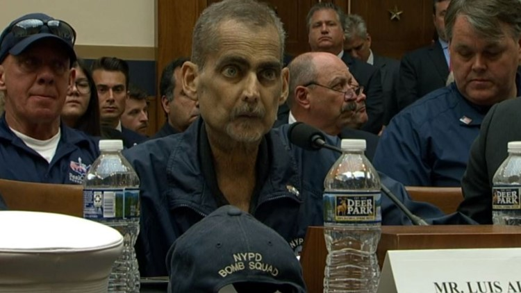 Luis Alvarez testimony Congress
