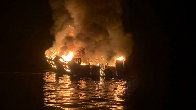 Questions remain after fatal boat fire off Southern California coast
