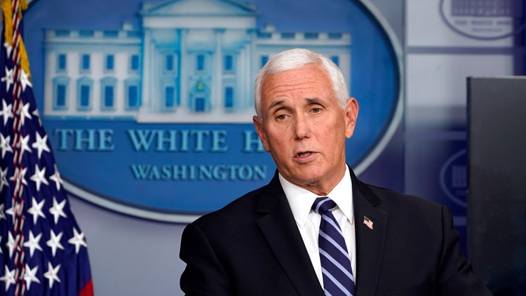 Former Vice President Mike Pence recovering after receiving a pacemaker