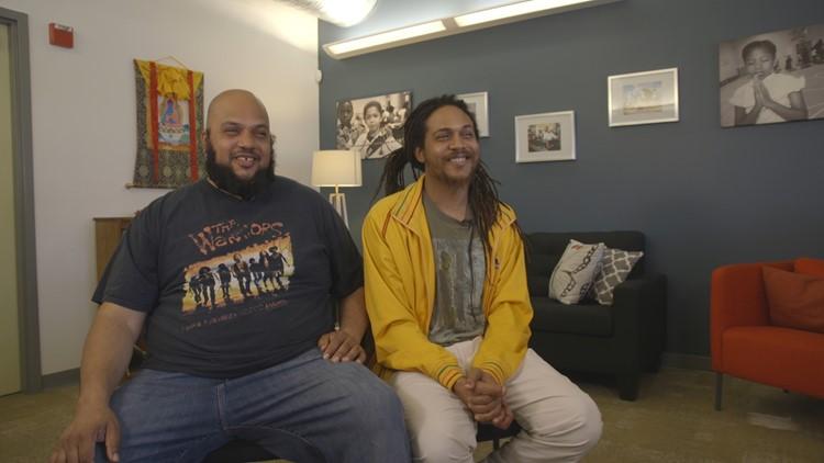 Ali and Atman Smith