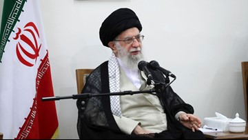 Iran's supreme leader: No talk with the US at any level