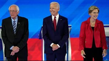 Democratic debate: Fiery exchanges over costs of health care
