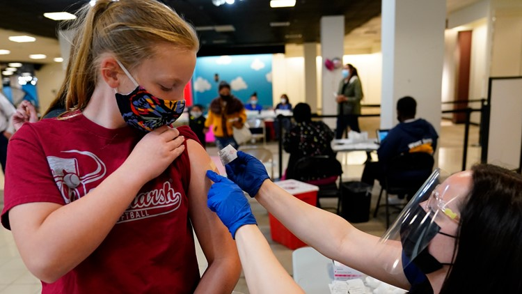 Pfizer COVID vaccine for ages 12-15: CDC committee votes Wednesday