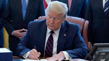 Coronavirus live updates: Trump signs $2.2 trillion stimulus bill, issues Defense Production Act for GM ventilators