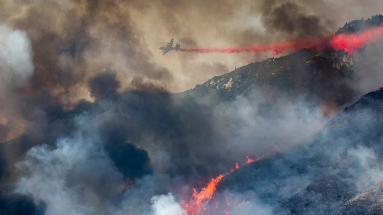 Federal plan released to reduce massive wildfires in Western states