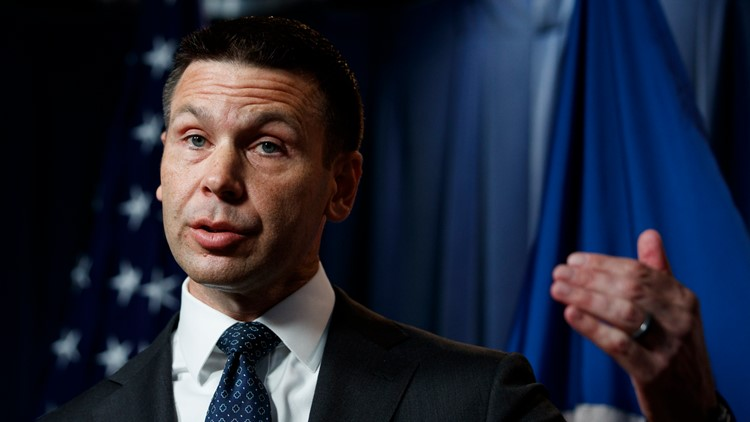 Acting Secretary of Homeland Security, Kevin McAleenan, stepping down