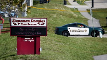 Man who harassed Florida school shooting victims gets 5 years in prison