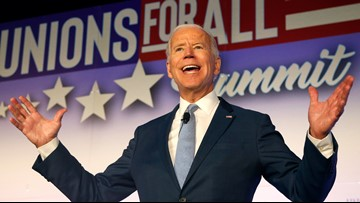 Joe Biden calls for Trump to be impeached for first time