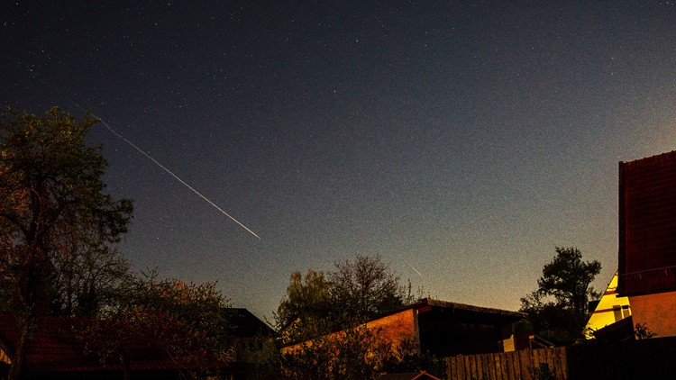 Lyrid meteor shower to peak early Thursday morning. Here's how to watch