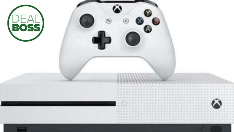 Xbox One consoles are at Black Friday prices today
