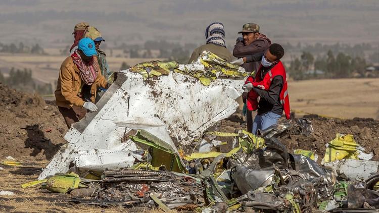 Boeing Ethiopia Plane Crash