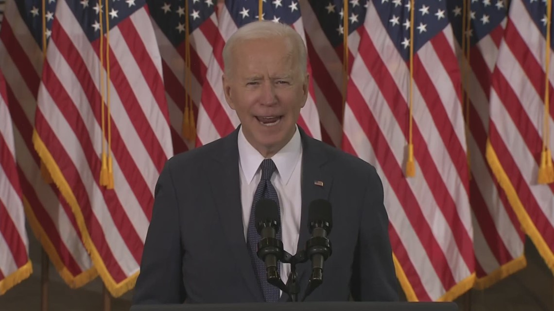 Biden unveils plan in Pittsburgh for massive ...