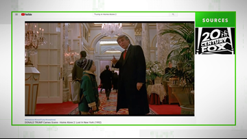 VERIFY: Yes, President Trump's cameo in Home Alone 2 was removed in Canada
