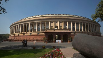 Over 40% of newly elected Indian lawmakers facing charges