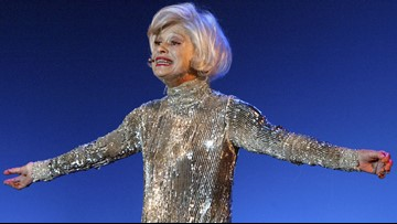Seattle-born Broadway legend Carol Channing has died at age 97