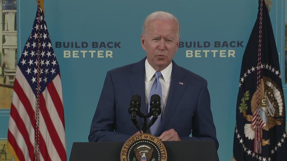Biden calls September jobs report sign of progress during pandemic