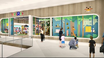 Toys R Us kicking off its US comeback with 2 stores