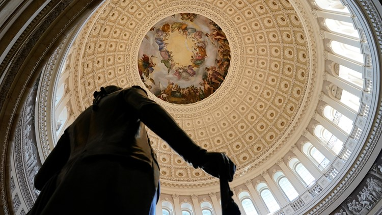 Senate Democrats sort final details of $1.9T virus relief bill