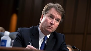 Trump defends Brett Kavanaugh after new sexual misconduct allegation surfaces