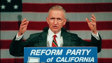 Former presidential candidate Ross Perot dead at 89