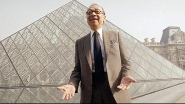 I.M. Pei, legendary architect, dies at 102