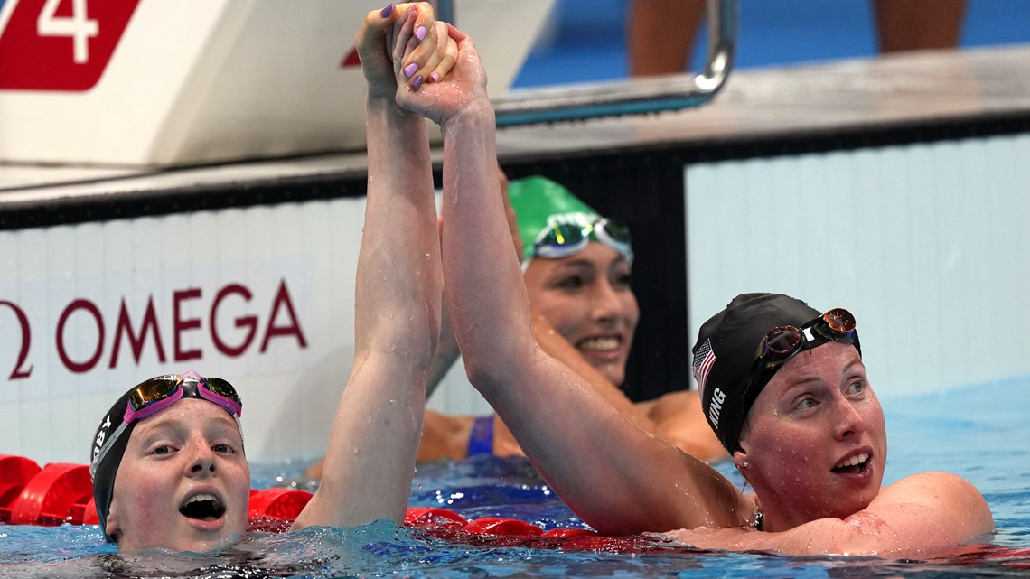 Tokyo Olympics Rewind, July 26: Alaska's first US Olympic swimmer strikes gold