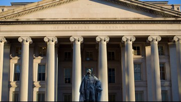 National debt hits new milestone, topping $22 trillion
