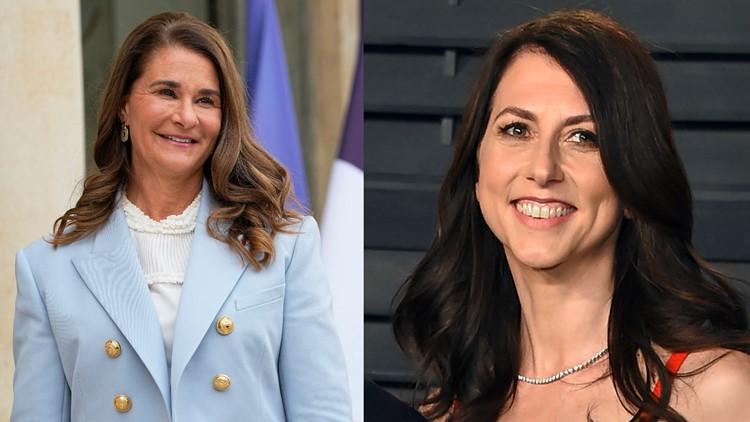 MacKenzie Scott, Melinda French Gates team up to fund gender equality