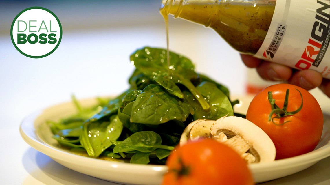Keto-friendly salad dressing prices are expected to rise; this could be the last sale