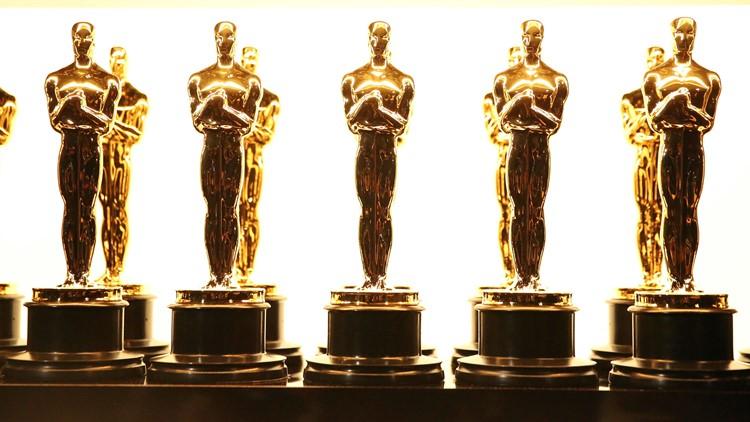 Oscars Statues 2017 AP file photo