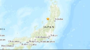 Powerful earthquake hits off northwestern Japan; tsunami warning issued