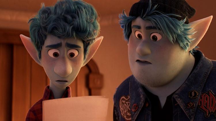 Disney releases 'Onward' on digital download this weekend, coming to Disney Plus April 3