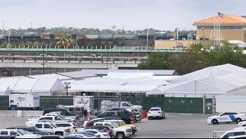 Tent courts set to open on border for US asylum seekers
