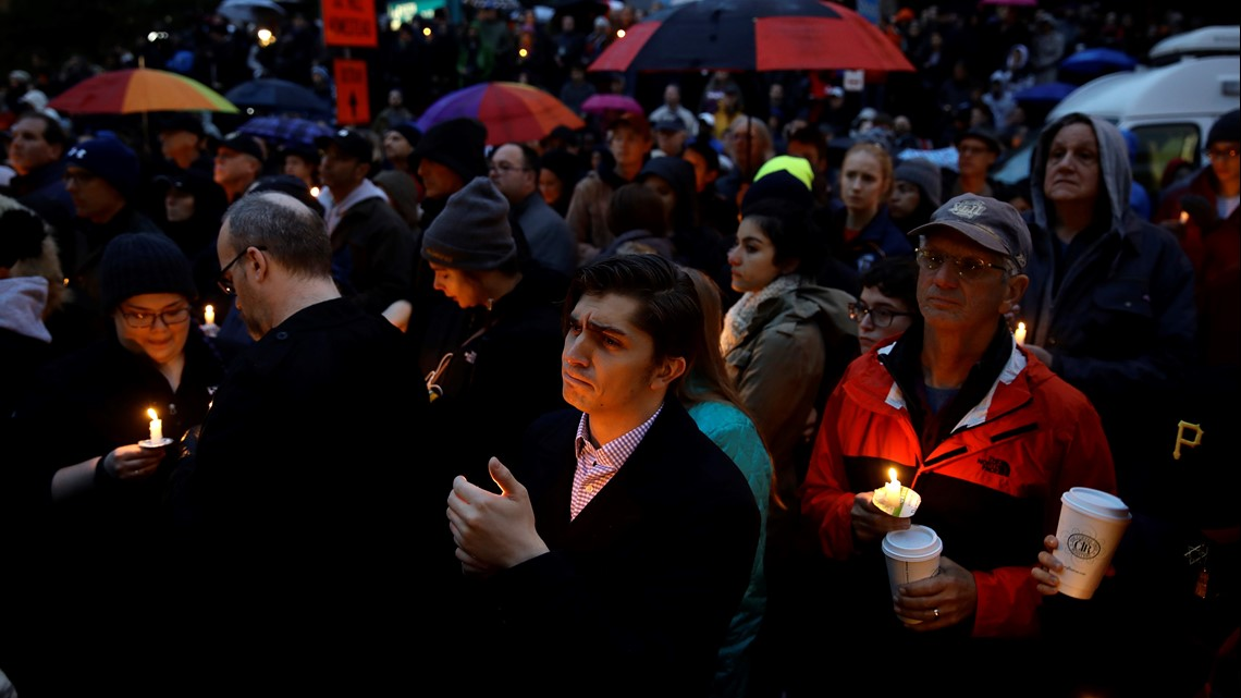Remembering the 11 victims of the Pittsburgh synagogue